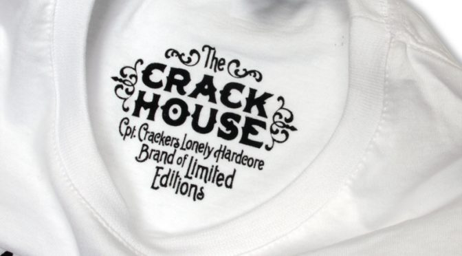 CPT. CRACKERS LONELY HARDCORE BRAND